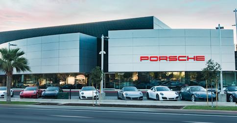 Porsche Riverside