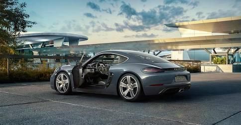 2017 Porsche 718 Cayman available in Riverside