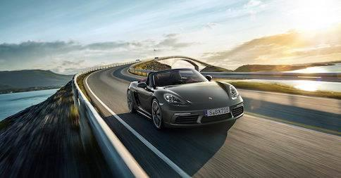 Porsche 718 Boxster available in Los Angeles