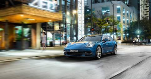 new Porsche available in Los Angeles