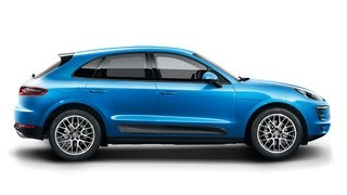 2017 Porsche Macan S available in Los Angeles