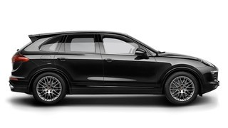 2017 Porsche Cayenne Platinum Edition available in Los Angeles