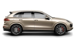 2017 Porsche Cayenne Turbo available in Los Angeles