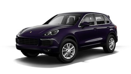 2017 Porsche Cayenne available in Los Angeles