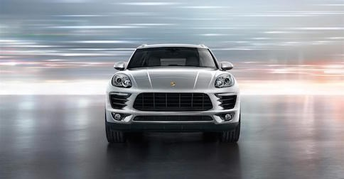 Porsche Macan available in Los Angeles