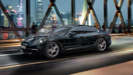 4,Door Porsche Models