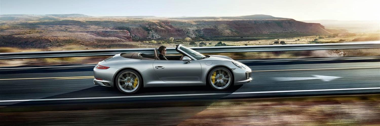 2018 Porsche 911 Carrera main
