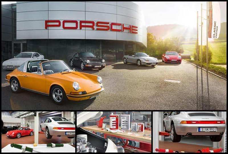 classic Porsche repair Riverside
