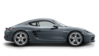 2018 Porsche 718 Cayman Base