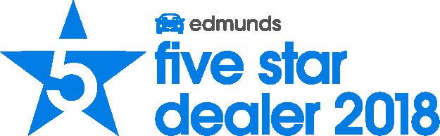 Edmunds 5 Star Dealer Porsche Riverside