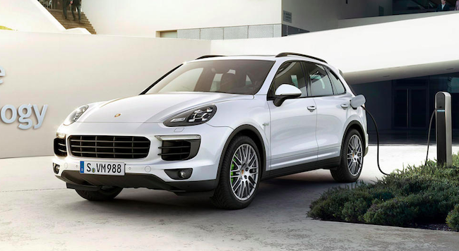 how does the 2018 porsche cayenne hybrid work? | la area porsche