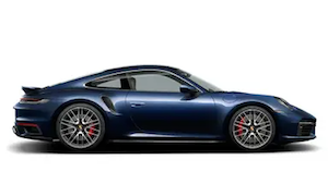 2021 Porsche Turbo