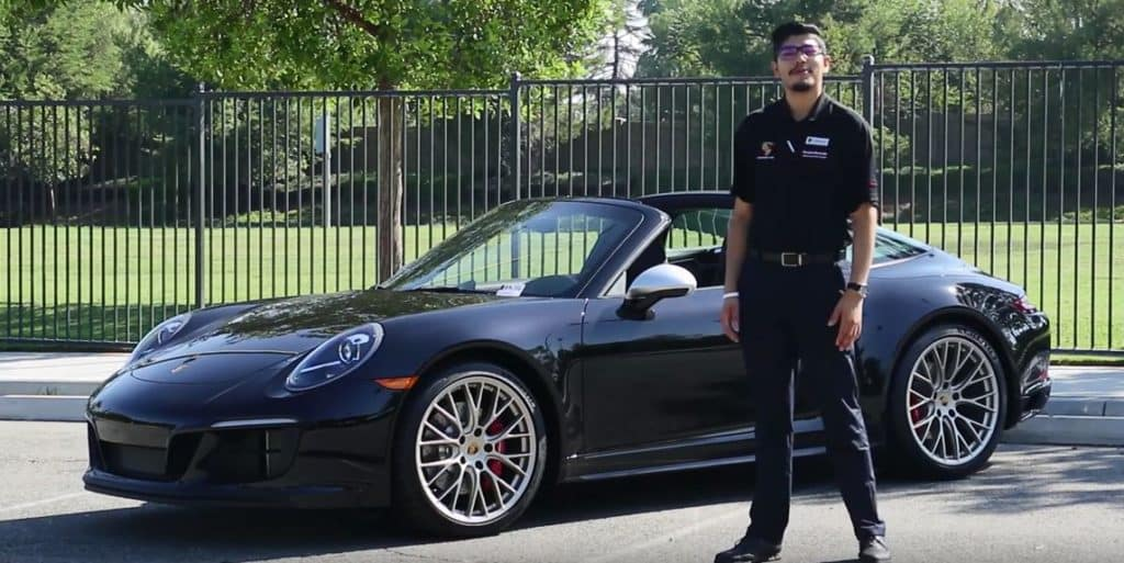 The 2019 Porsche 911 Targa 4 GTS Walkaround | Review