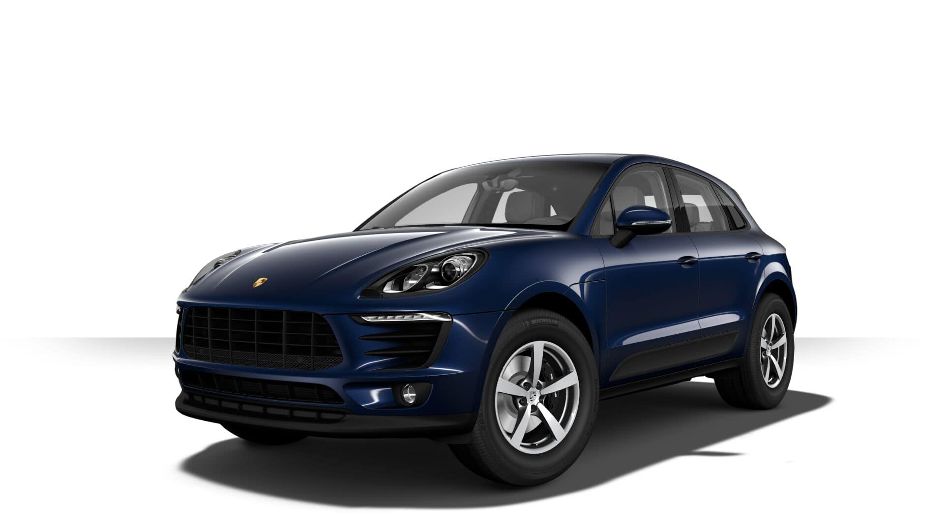 Porsche Macan Night Blue Metallic