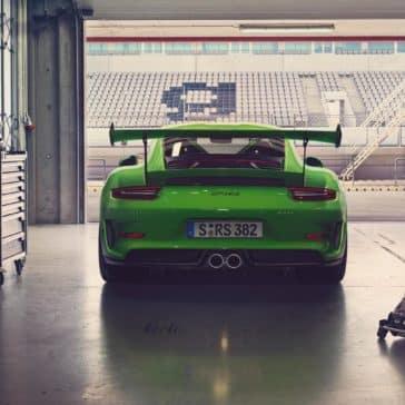 911 GT3 RS rear
