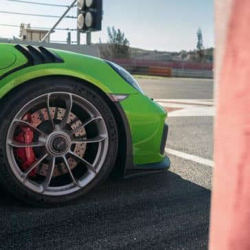 911 GT3 RS wheels