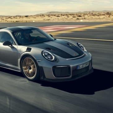 Porsche 911 GT2 RS front