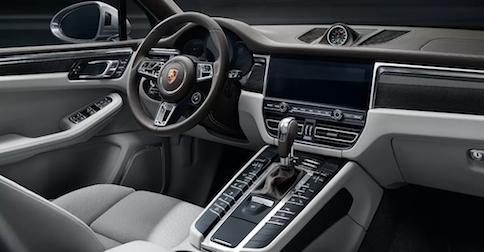 New Porsche Macan Interior