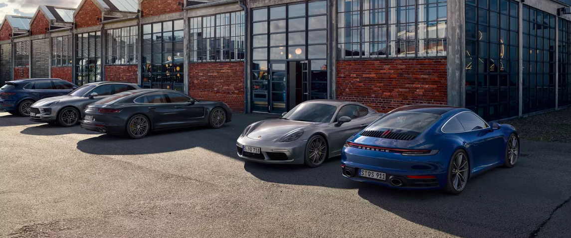 New Porsche models for sale in Riverside