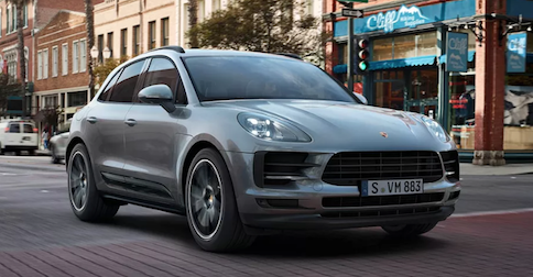 2019 Porsche Macan in Riverside