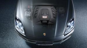 2020 Porsche Cayenne Coupe Engine