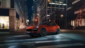 2020 Porsche Cayenne Coupe Ext