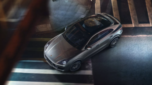 2020 Porsche Cayenne Coupe Glass Roof