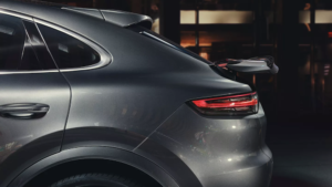 2020 Porsche Cayenne Coupe Rear Hatch