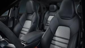 2020 Porsche Cayenne Coupe Seats