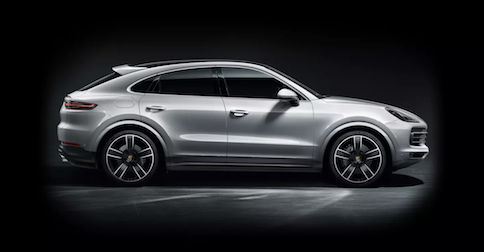 2020 Porsche Cayenne Coupe Preview