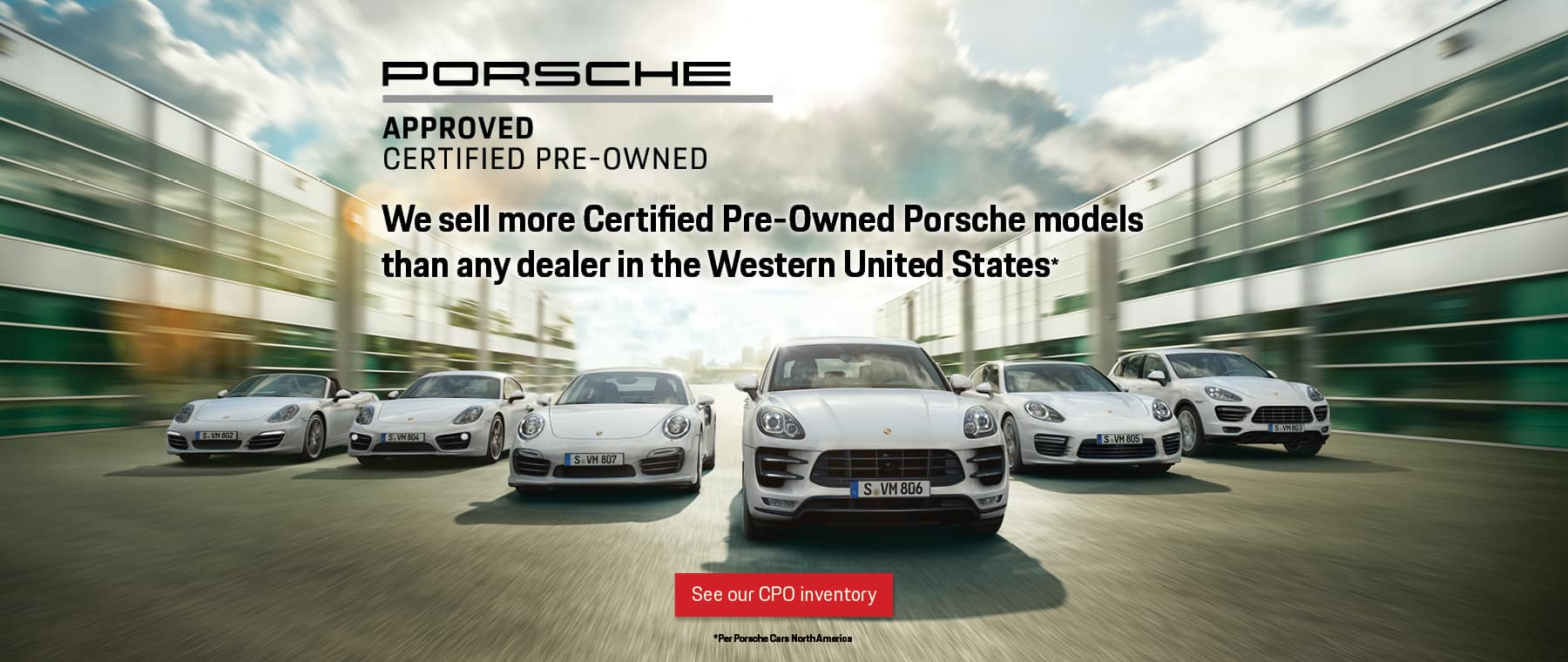 Porsche Riverside | Dealer Serving Los Angeles & Ontario CA