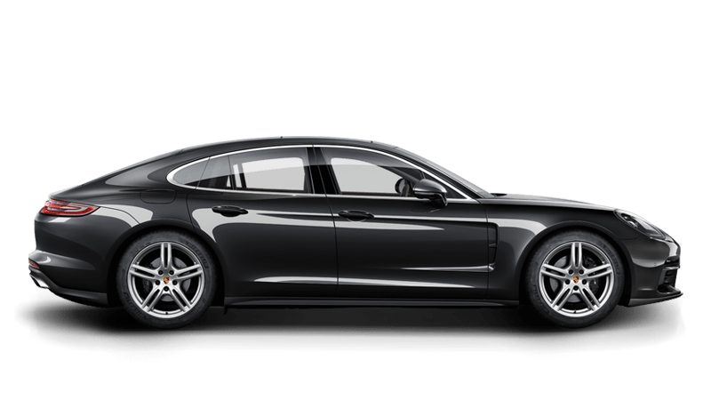 2020 Porsche Panamera Side Profile