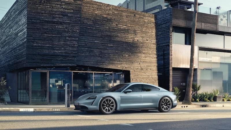 2020 Porsche Taycan Trim Comparison