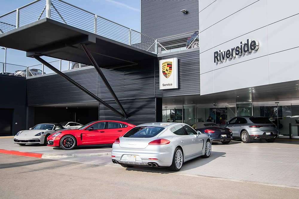 Riverside Porsche Service Center