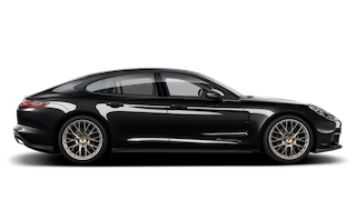 2020 Porsche Panamera 10 Years Edition Side Exterior Profile