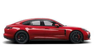2020 Porsche Panamera GTS Side Exterior Profile