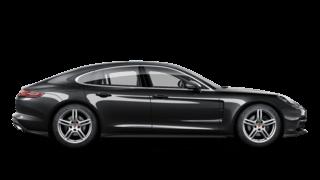 2020 Porsche Panamera Side Exterior Profile