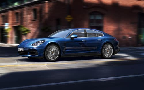 New Or Certified Pre-Owned Panamera