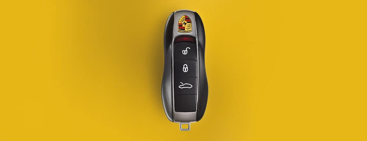 Porsche Key Fob Battery Replacement