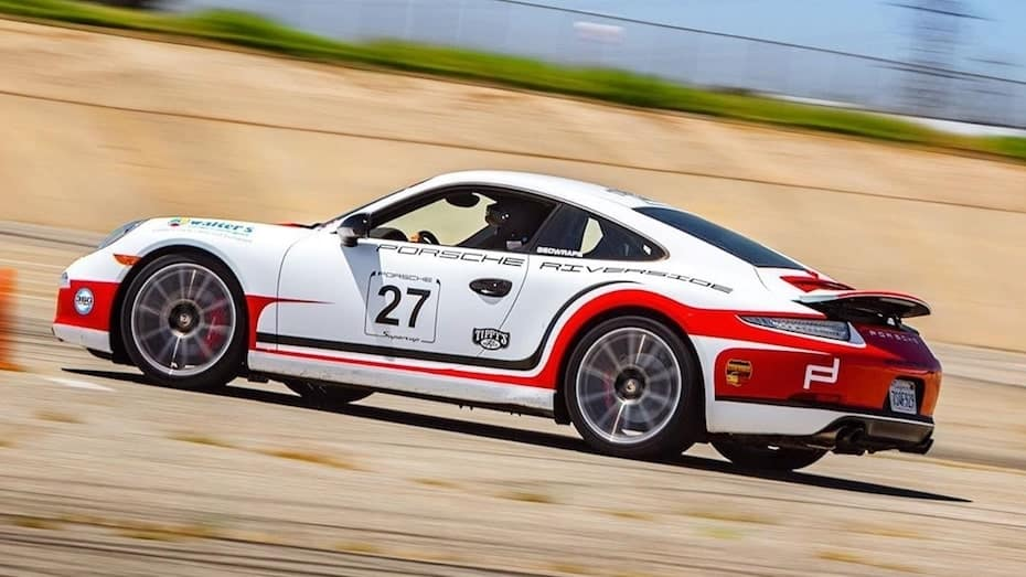 Porsche Riverside Autocross 911