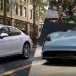 Porsche Taycan vs. Porsche Panamera