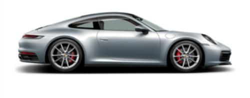 2021 Porsche Carrera S