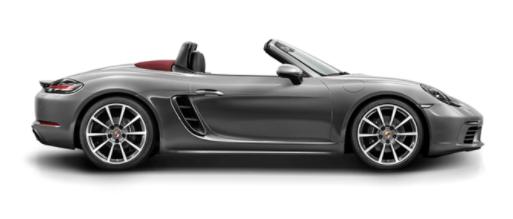 2021 Porsche Boxster Profile