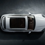 2021 Porsche Cayenne Overhead