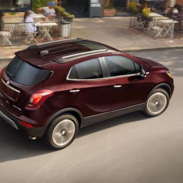 2018 encore exterior black cherry