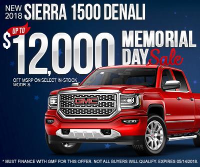 New GMC Sierra 1500 Special