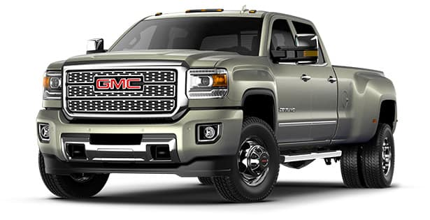 Sierra 3500HD Dual Rear Wheel Denali