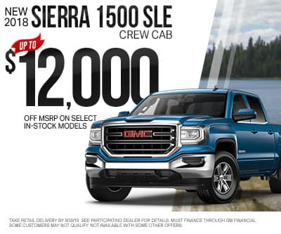 New GMC Sierra 1500 Special