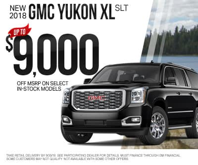 New GMC Yukon Special