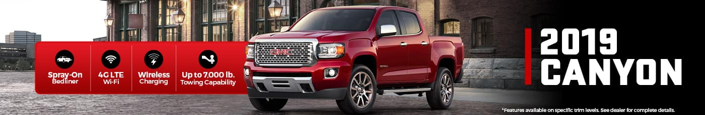 New GMC Canyon Dealer MN